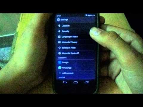 How to get Android L keyboard on moto g without root..(ofiicially)