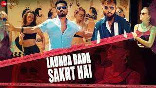 Launda Bada Sakht Hai - Official Music Video | Captive | Sabali The Band | Kryso