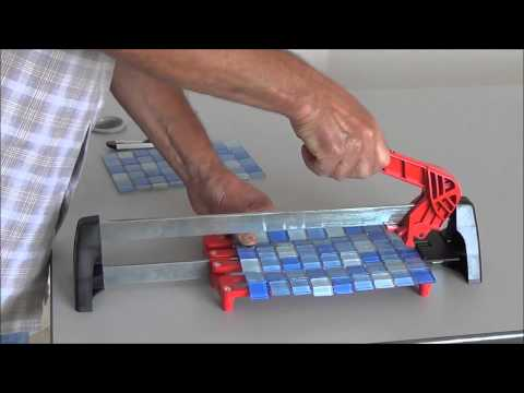 Special Mosaic and Glass-Mosaic Manual Tile Cutter