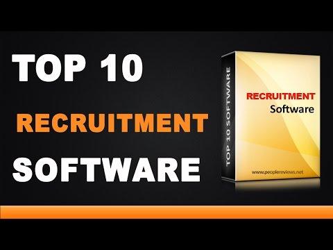 Best Recruitment Software - Top 10 List