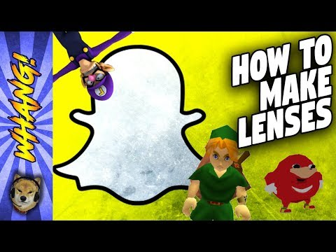 How to Make Your Own Animated Snapchat AR Lenses