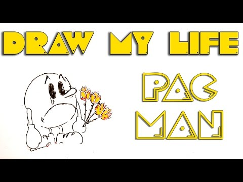 Draw My Life : Pac-Man by Baptiste Lorber