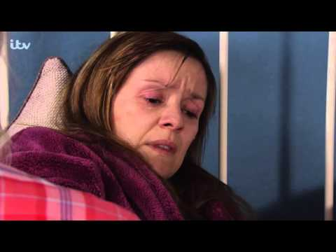 Vanessa Gives Rhona The Painkillers - Emmerdale