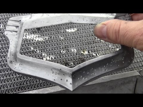 How to Solder Pitting in Pot Metal at Half the Melting Point