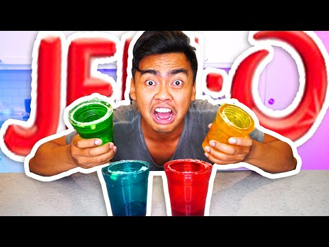 DIY How To Make JELLO CUPS!