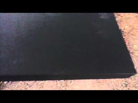 Closet Door Makeover With Rustoleum Chalkboard Paint
