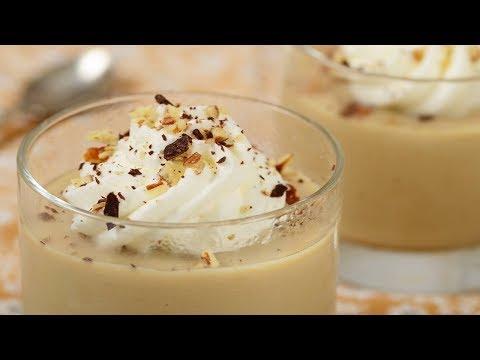 Butterscotch Pudding Recipe Demonstration - Joyofbaking.com