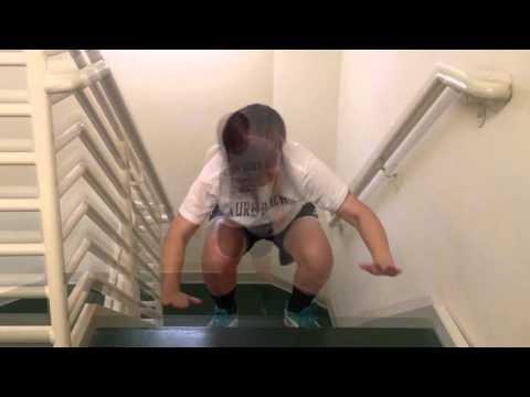 Soccer Explosive Leg Workout