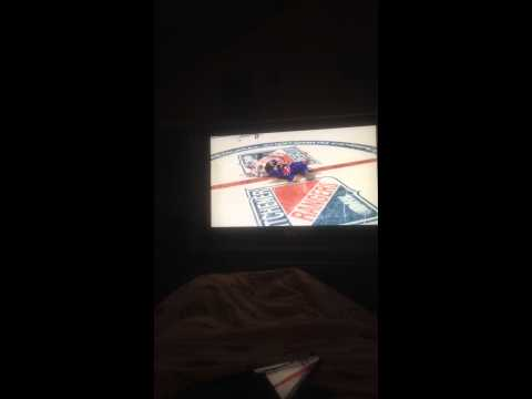 Try to start a fight in NHL 15