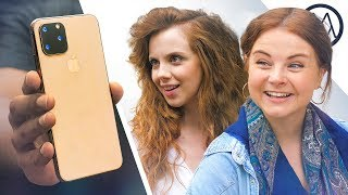 People react to the iPhone 11