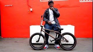 CHARLES LITTLEJOHNS BMX BIKE CHECK