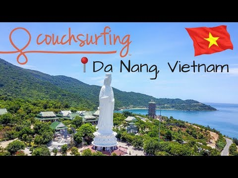 Couchsurfing in Vietnam with Ms. Han
