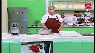 طريقة عمل الكيكة الهشة