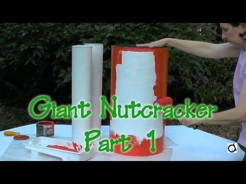 Giant Nutcracker - Part 1
