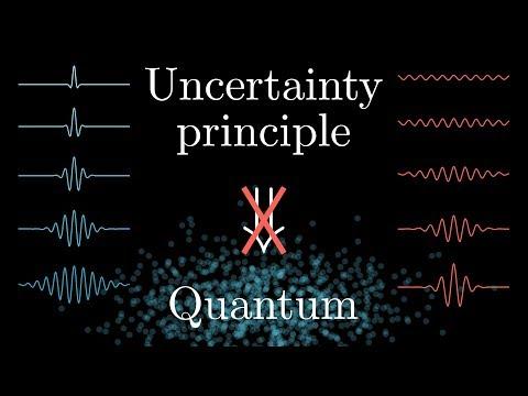 The more general uncertainty principle, beyond quantum