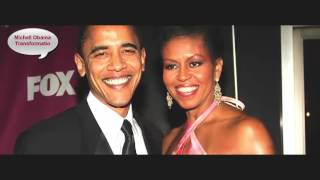 Michelle Obama Stunning Transformation | The Stunning Transformation