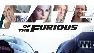 If the BBC / Amazon made Fate of the Furious