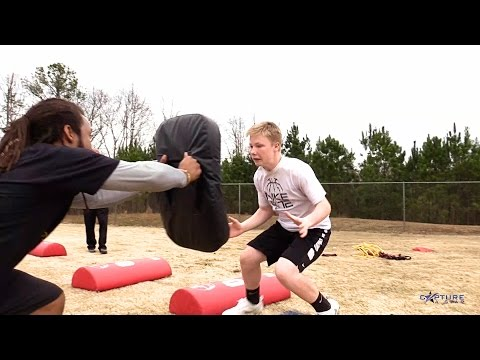 Youth Football Drills - Big Play Elite 2017