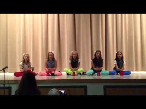 Cup Song-Talent Show