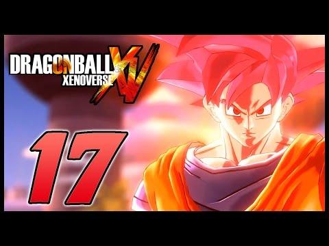 Dragon Ball Xenoverse: Super Saiyan God Goku   Episode 17 [FR]