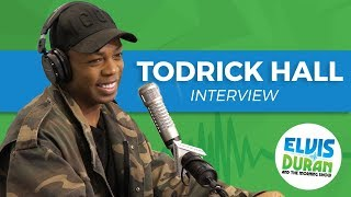 Todrick Hall on Hanging with Taylor Swift and