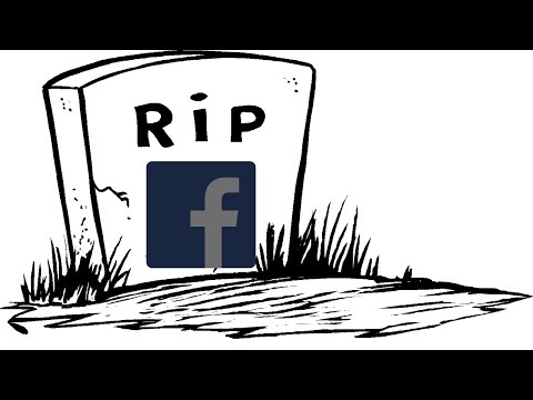 how to auto delete your facebook account after death