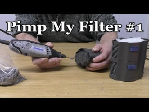 Pimp My Filter #1 - Oase BioPlus Thermo 200 Internal Filter