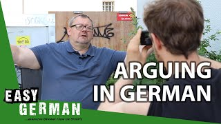 Download How to argue in German   Super Easy German (108) Video