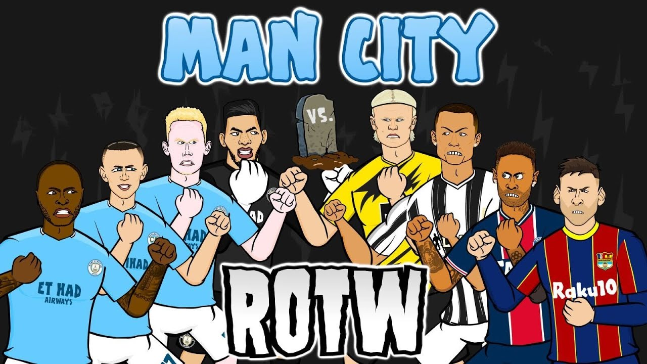 How to stop Man City TAKING OVER THE WORLD!