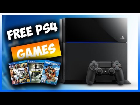 How To Get Free PS4 Games On PSN Store! [Patched]