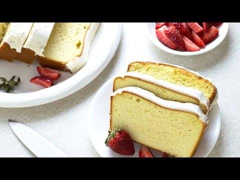 Keto Recipe - Pound Cake