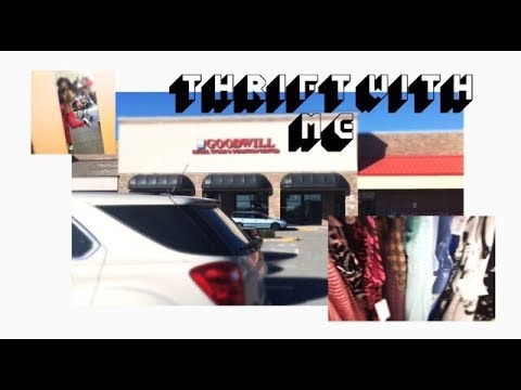 COME THRIFTING WITH ME+BIRTHDAY THRIFTING