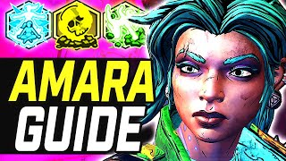Download Borderlands 3 | Amara Guide - Playstyles, Talents, Abilities, Builds & More (For Beginners) Video