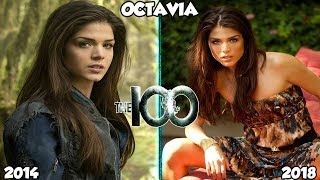 The 100 Then And Now 2018