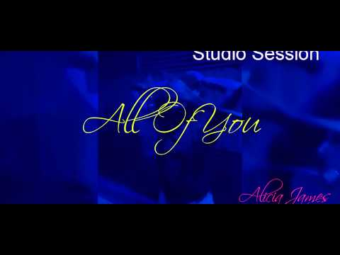 ❤ Music ❤  All Of You  - Studio Session