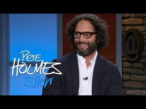 The Night Mantzoukas Got Inconsolably High