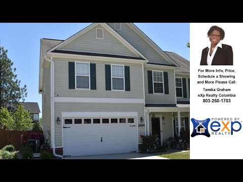 246 Sepia Court, Columbia, SC Presented by Tamika Graham.