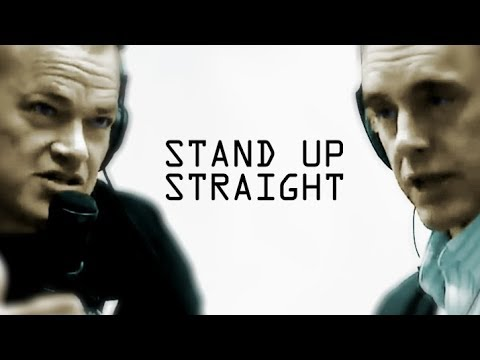 Stand up Straight and Be Competent - Jocko Willink and Jordan Peterson