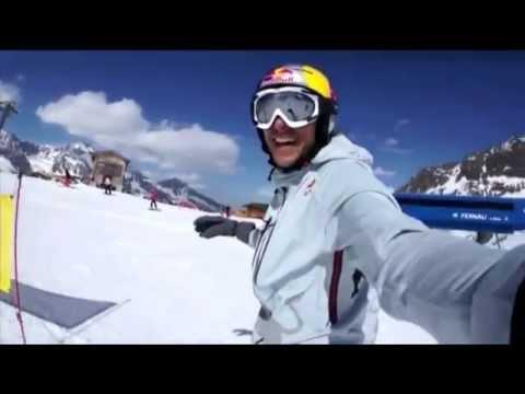 Sigi Grabner Snowboarder  -  ride with me!