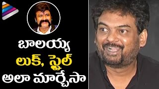 Puri Jagannadh about Balakrishna New Movie | Rogue Telugu Movie Interview | Ishan | Mannara Chopra