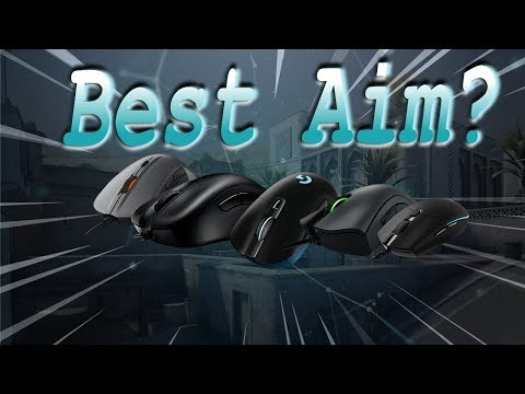 What Mouse Will Give You The BEST AIM?