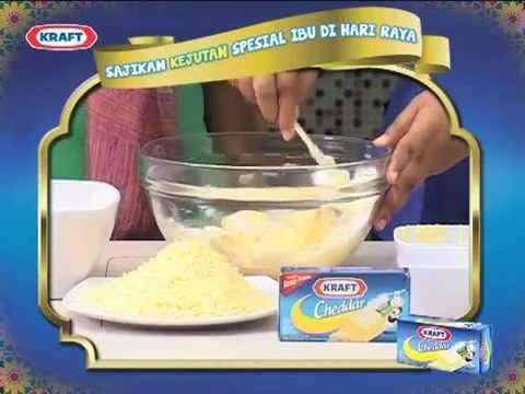 Nastar   Resep nastar keju  Video cara membuat nastar keju kraft   Kue nastar keju