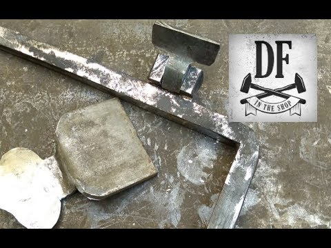 Blacksmithing Project - A Simple Nuremberg Box 20
