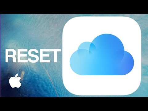 How to Reset iCloud backup storage in iPod touch iOS 9