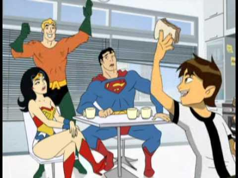 Ben 10 y los super amigos - Ben quien? - Cartoon Network - English subs