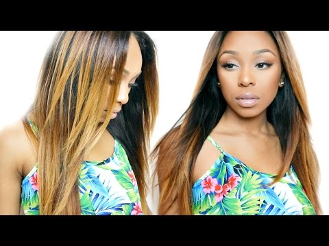 HOW TO: From Black to the Perfect Blonde Ombre!