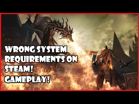 Dark Souls 3 - System Requirements & Gameplay