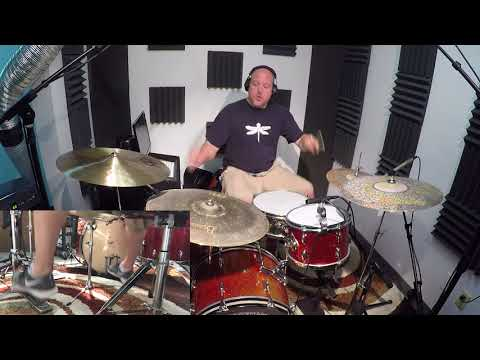 I Heard It Through The Grapevine (Marvin Gaye) - Drum Cover