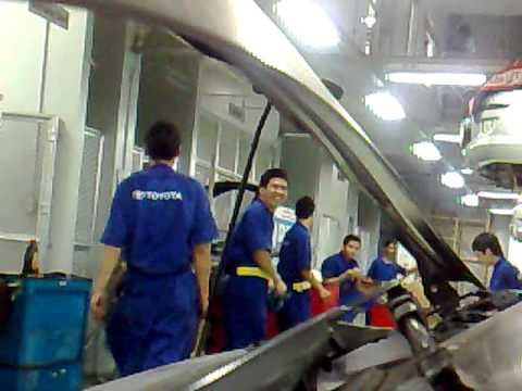 Toyota San Fernando Pampanga, Technician