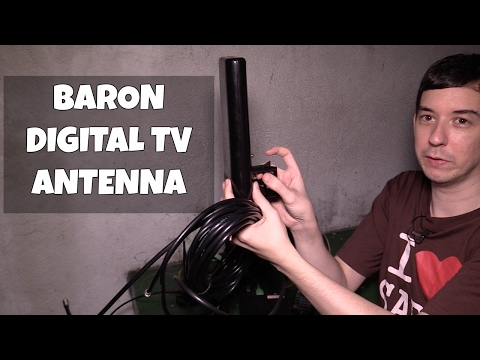 Baron Receiver Link Digital TV Antenna